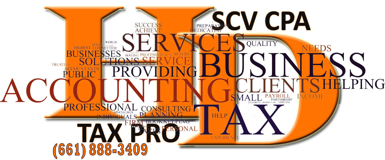 Taxes Organized | Howard Dagley CPA Santa Clarita