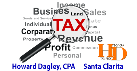 Howard Dagley CPA SCV | Tax Prep | Tax Returns Santa Clarita