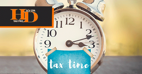 Tax Time for Quarterly Filers – Howard Dagley CPA