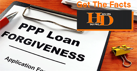 PPP Loan Forgiveness Extended