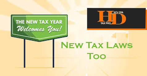 New Tax Laws for 2020 – Howard Dagley, CPA Knows