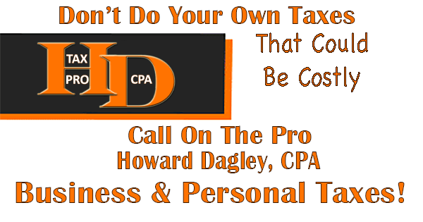 Personal and Business Taxes Prepared and Timely Filed